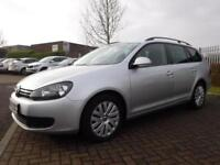 Volkswagen Golf 1.6TDi Estate Left Hand Drive(LHD)