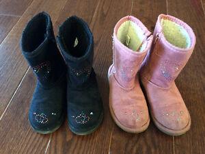 Air walk boots size 10
