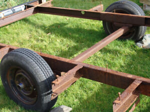 for sale trailer bed