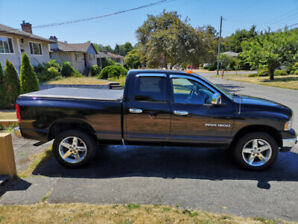 2003 Dodge Ram 1500 Crew Cab 4.7L V8 Manual Transmission