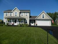 Beautiful home in a great subdivision with county taxes.
