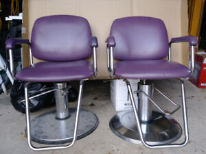 FREE-Two Stylist Chairs