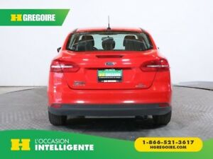 2015 Ford Focus SE AUTO A/C SIEGE CHAUFFANT BLUETOOTH