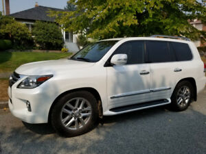 2013 Lexus LX 570 for sale! Low KM's with CarProof!
