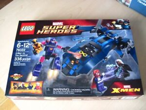 Lego, X-Men VS The Sentinel, set 76022 Boite neuve