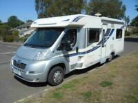 Bailey Approach 745 SE 4 Berth Fixed Rear Bed Motorhome For Sale
