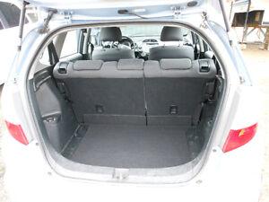 2010 Honda Fit Hatchback Prince George British Columbia image 8