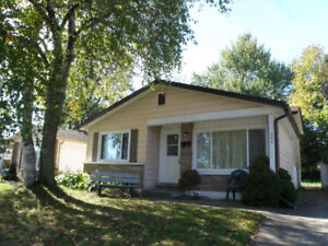 single house in Lakeshore Neighborhood available right away