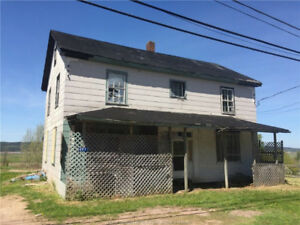 2 storey home in need of TLC
