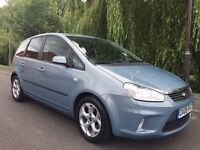 FORD C MAX ZETEC AUTOMATIC FULL MOT IMMACULATE CONDITION FIRST TO SEE WILL BUY