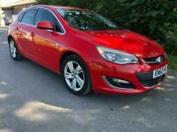 2013 Vauxhall Astra SRI Hatchback Petrol Manual