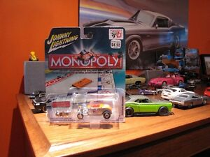 Johnny Lightning Monopoly 70th anniversary 32 Ford roadster. London Ontario image 1
