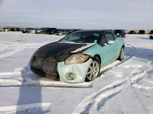 Parting out / WRECKING: 2006 Mitsubishi Eclipse GT - V6 - Parts