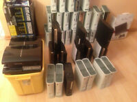 Lot of broken Xbox 360 and PlayStation 3 consoles