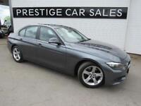2014 BMW 3 Series 2.0 325d SE (s/s) 4dr Diesel grey Automatic