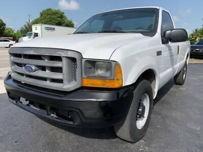 1999 Ford F-250 XL 2dr Standard Cab LB 1999 Ford F-250 Super Duty XL 2dr Standard Cab LB Florida Owned One-Owner L@@K