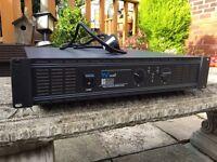W Audio DA1300 series pro power amplifier