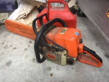 Stihl 029 Super FarmBoss chain saw Carina Brisbane South East Preview