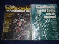 6 Vintage Motorcycle Manuals