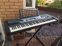 76 Keys Piano Keyboard Yamaha PSR-GX76 Touch Sensitive