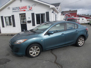 2010 Mazda 3 Sedan SHARP CAR!  Well equipped NEW MVI