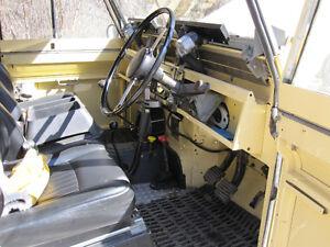 1962 Series IIA Land Rover Kawartha Lakes Peterborough Area image 2