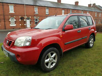 Nissan X-Trail 2.2Di Sport Diesel PX Swap Anything considered 12 months mot