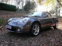 Toyota MR2 1.8 VVT-i Semi-A Roadster