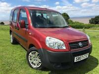 Fiat Doblo 8V Active Mpv 1.4 Manual Petrol
