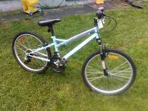 Vélo Raleigh  Ambush fille