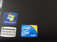 Lenovo ThinkPad T410 - i7 - 6GB DDR3 - 250HHD - Win10
