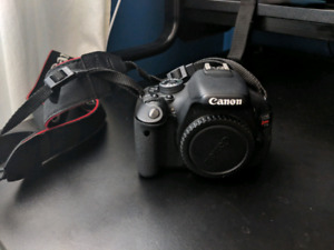 Canon Rebel T3i with lenses and accessories!