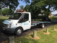 Ford transit T350 115bhp lwb 16ft recovery truck
