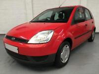 2007 FORD FIESTA 1.4 Style Hatchback 5d 1388cc