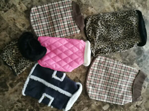 dog poncho - Great for you pets or as a gift!!!