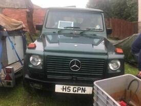 Mercedes-Benz 300 G Wagon 1990 Only 90,000 Miles