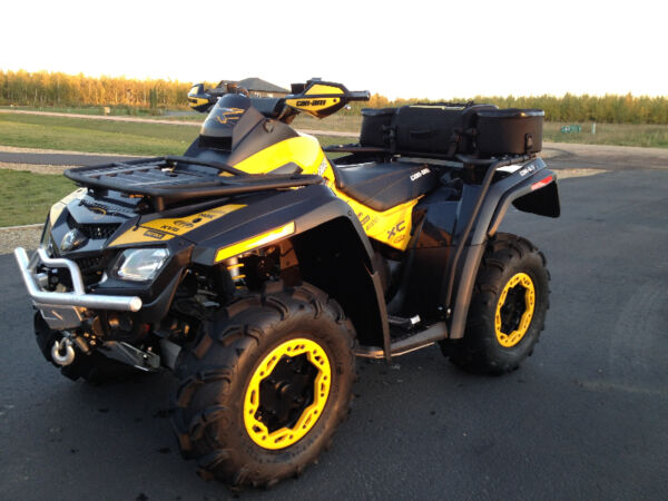 2011 Can-Am 2011 Outlander 800 Xxc