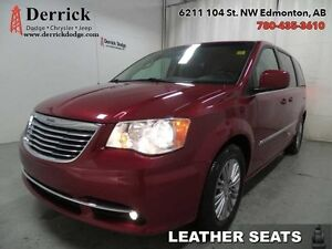 2016 Chrysler Town  Country   Used Touring-L Leather Seats Bluet