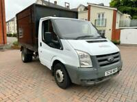 2007 Ford Transit Chassis Cab TDCi 100ps [DRW] CHASSIS CAB Diesel Manual