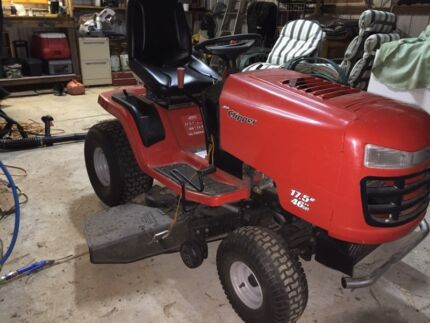 Rover Clipper Ride on Mower East Warburton Yarra Ranges Preview