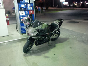 FS or trade :  2003 Honda CBR 954 PLATED AND READY TO GO