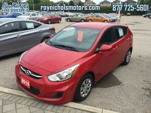 2016 Hyundai Accent GL Auto  - Certified - Bluetooth -  Heated S