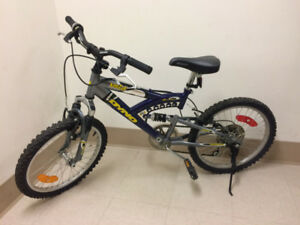 Child/Youth trail bicycle – Dyno Void full suspension bike $50