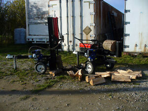 Wood Splitter 27 Ton