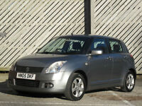 2005 sSUZUKI SWIFT 1.5 GLX HATCH - GREAT VALUE- 50+MPG !!
