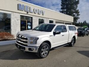 2016 Ford F-150 Lariat  - Leather Seats -  Heated Seats -