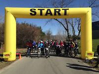 START/FINISH ARCH RENTALS,CUSTOMIZABLE,RACES,WALKS,FUNDRAISING