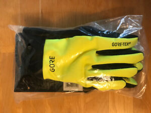 Brand New C5 GTX Thermo Cycling Gloves (size M [US], 7 [EU])