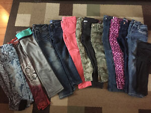 Girls Size 8 70 items