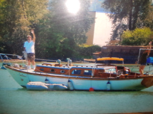 35' TOR SAIL BOAT FOR SALE